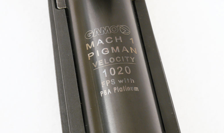 Gamo Mach 1 Pigman Edition Air Rifle Test Review