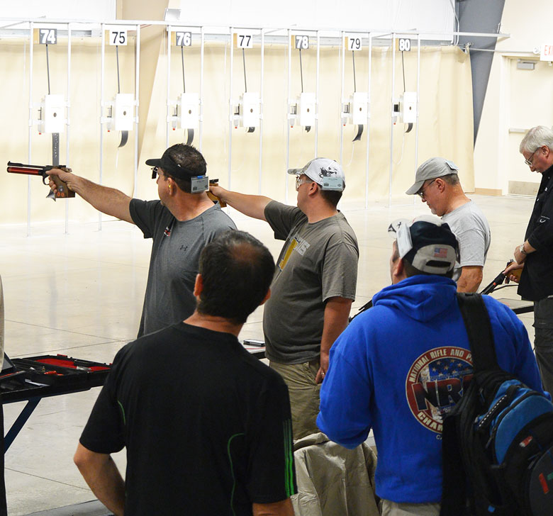 AiR 15 Challenge Grows Over 100 Entries at 2015 National Match Air Gun Events
