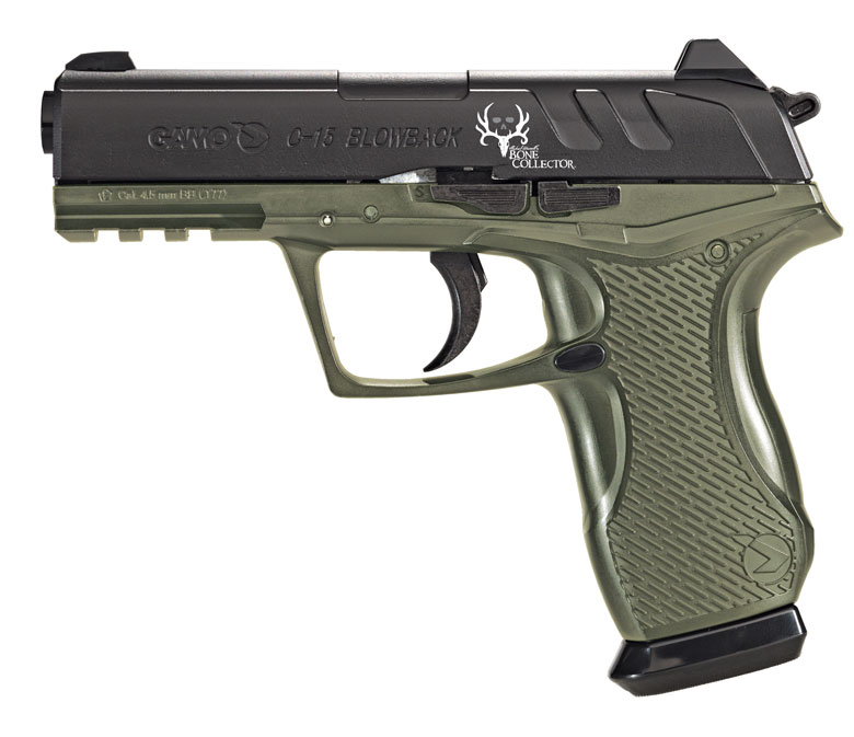 Gamo C-15 Bone Collector Edition Air Pistol