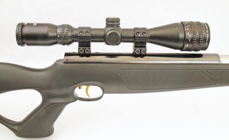 Weirauch HW97K Air Rifle .177 Cal Test Review