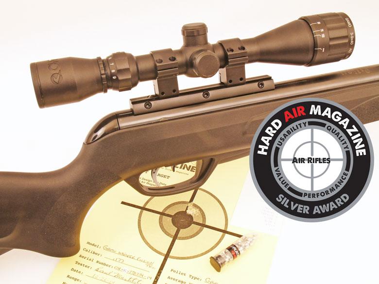 Gamo Whisper Fusion Pro Air Rifle Test Review