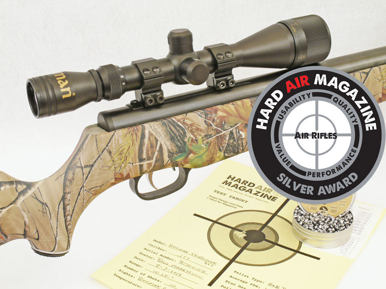 Beeman Mach 12.5 Air Rifle Test Review