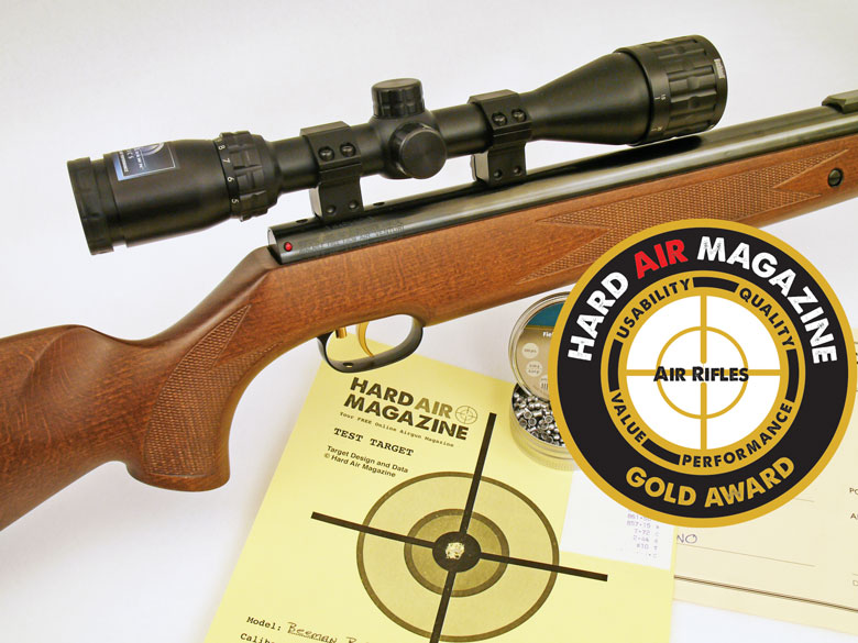 Beeman R9 Elite Combo Air Rifle Test Review