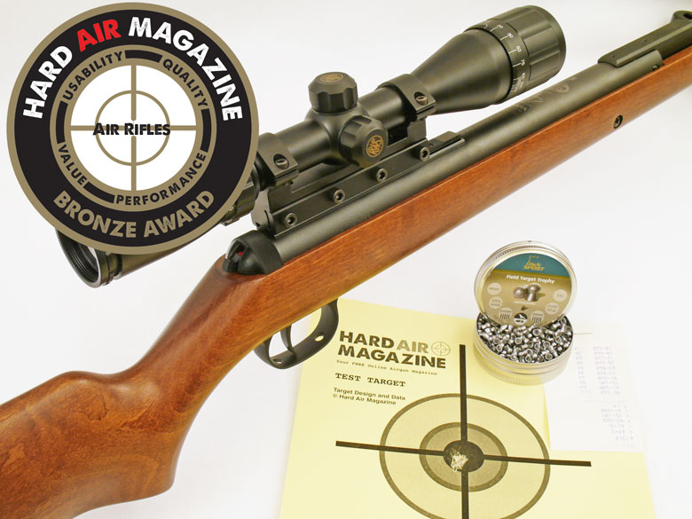 RWS 34 Meisterschutze Pro Compact Air Rifle Test Review