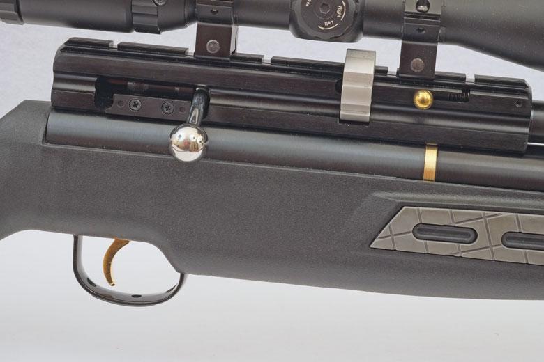Hatsan BT Big Bore Carnivore QE Air Rifle Test Review .30 Caliber