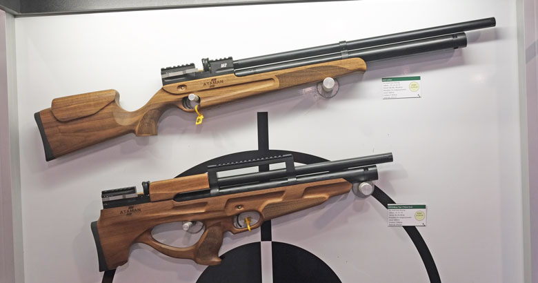 Airguns At The SHOT Show 2016 Day 4 Report