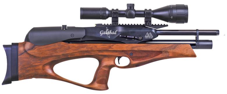 Air Arms Galahad Bullpup Air Rifle Launched at SHOT Show