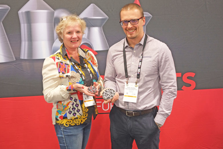 Airguns At The SHOT Show 2016 Day 3 Report