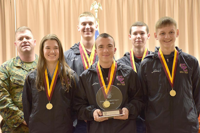 Winners Set for Nationals at JROTC Regional Championships