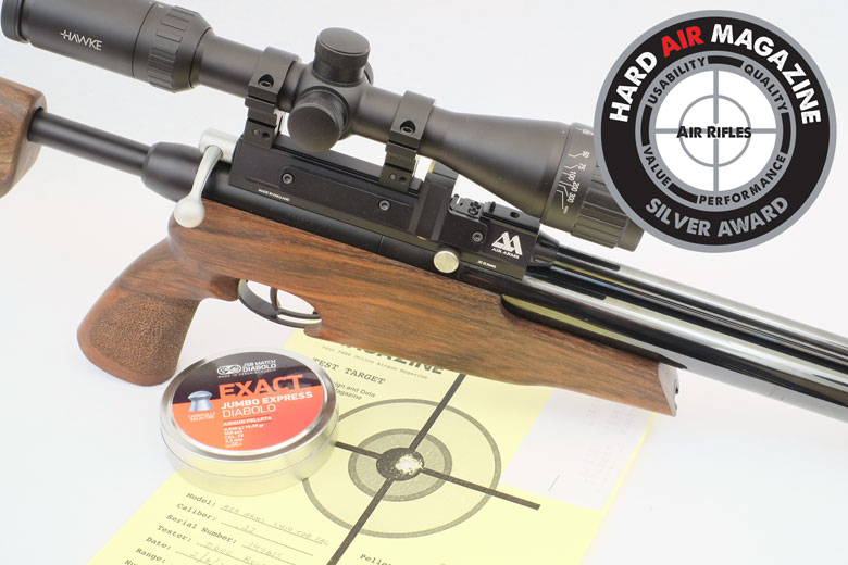 Air Arms S410 TDR Air Rifle Test Review