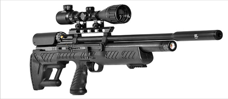 The Hatsan BullBoss PCP Air Rifle