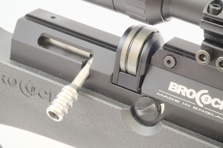 Brocock Compatto PCP Air Rifle Test Review .22 Caliber