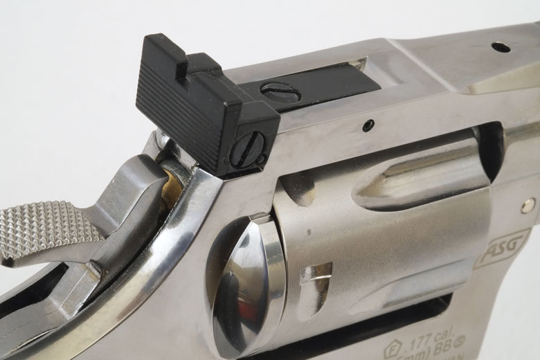 "Dan Wesson 715 6"" BB Revolver Test Review"