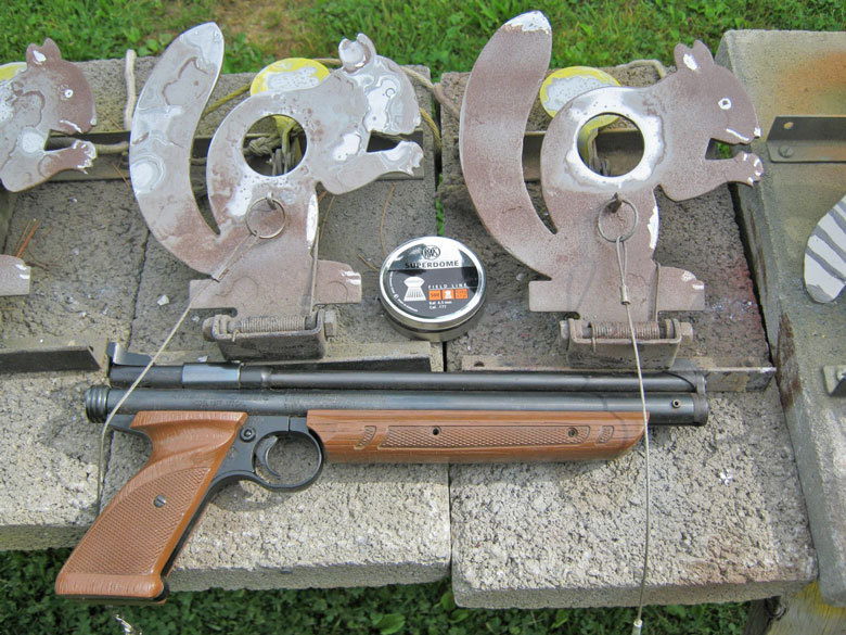 Greg's Guide to Field Target Shooting - Part Four