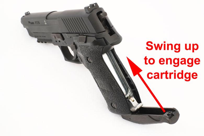SIG SAUER P226 Pellet Pistol Review