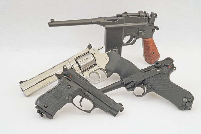 Start Shooting BB Pistols - The HAM Guide