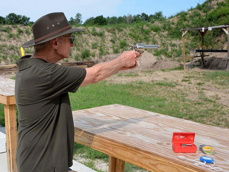Cowboy Action Shooting with The Colt Peacemaker Pellet Pistol