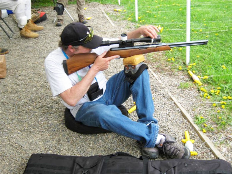 Greg's Guide to Field Target Shooting - Part Five