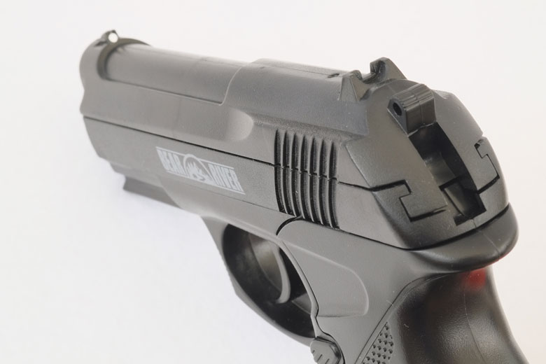 Bear River Boa CO2 BB Pistol Test Review