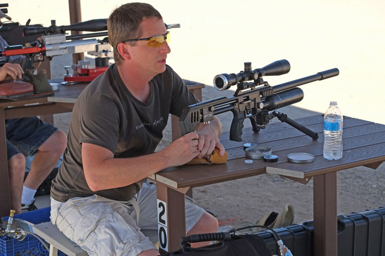 Extreme Benchrest 2016 - The Final Day