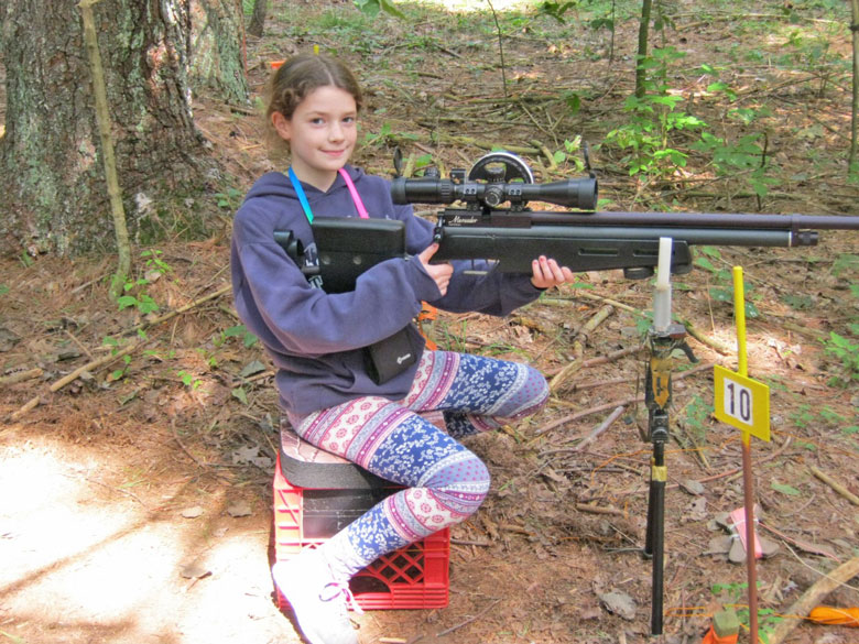 Field Target is Fun for All Ages!