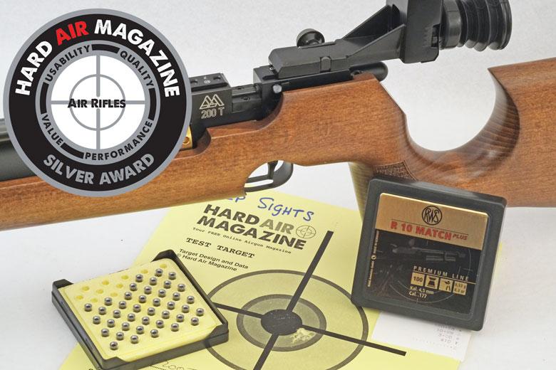 Air Arms T200 Sporter Air Rifle Test Review