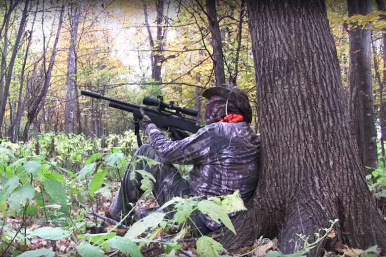 Jim Chapman's Squirrel Hunting in Minnesota