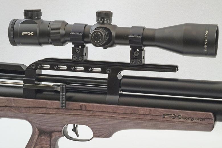 FX Wildcat Air Rifle Test Review .22 Caliber