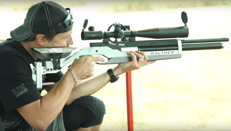 American Airgunner Covers the 2016 Crosman Field Target Competition