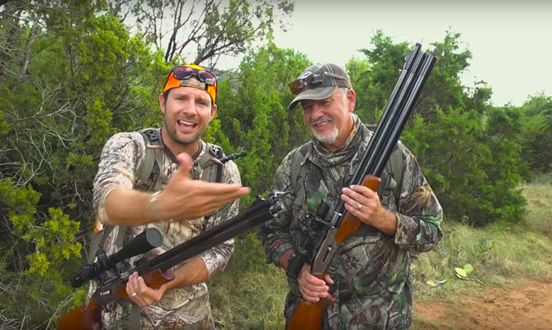 Air Bolt Hog Hunt Video