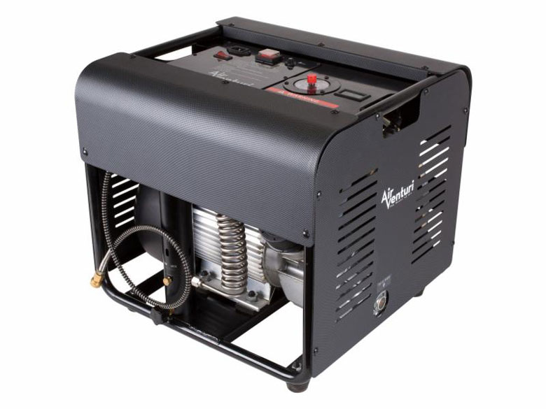 The New 4500 PSI Air Venturi Air Compressor Lets You Fill Your PCP Airgun At Home