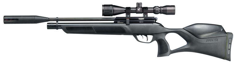 The Gamo Urban, a New Entry Level PCP Air Rifle