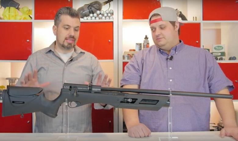 Airgun Depot Makes First Umarex Gauntlet PCP Video