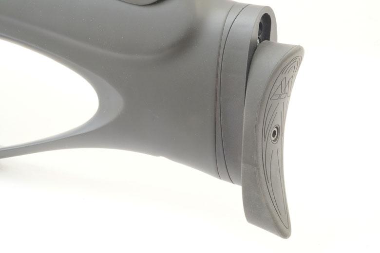 Air Arms Galahad Bullpup Air Rifle Test Review .22 Caliber