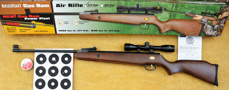 Spring Piston or Gas Ram? A Beginning Shooters Perspective - Part One