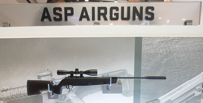 New SIG SAUER ASP20 Air Rifle Launched, Plus More IWA 2017 News.