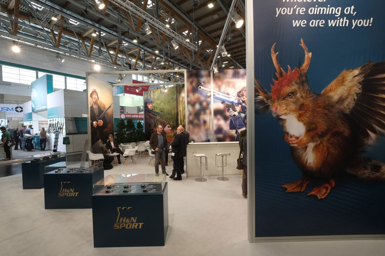 The New Ataman BP17 And Other New Products at IWA 2017.