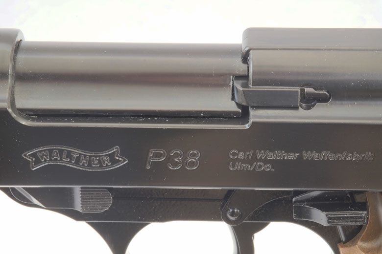 Walther P38 BB Pistol Review