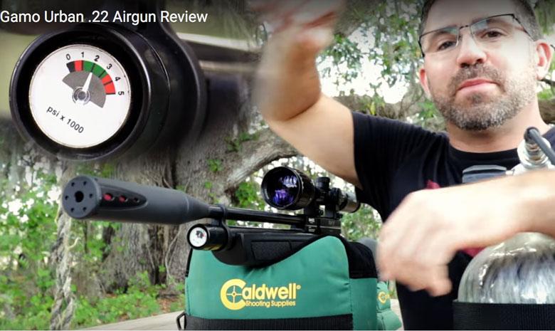 New Gamo Urban PCP Air Rifle Video Review