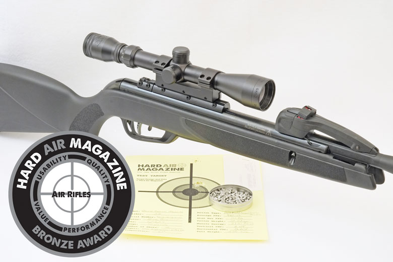 Gamo Swarm Maxxim Air Rifle Test Review .22 Cal