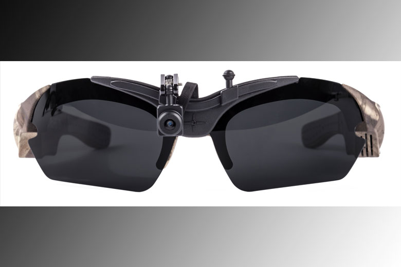 Crosman Announces Exclusive Partnership With AimCam Sports Glasses