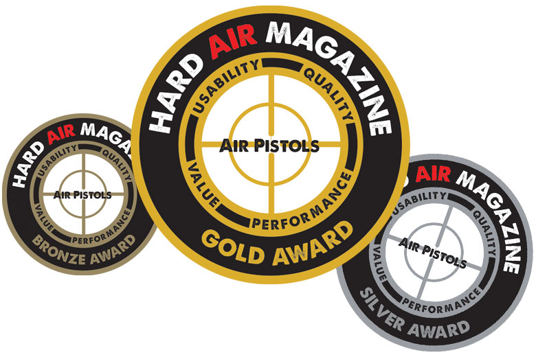 Introducing Hard Air Magazine HAM Awards for Air Pistols