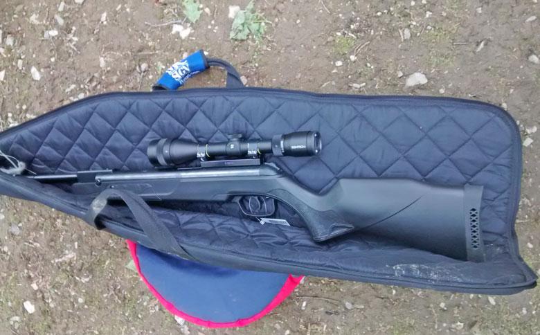 The Sightron SIH412X40FTMOA Riflescope