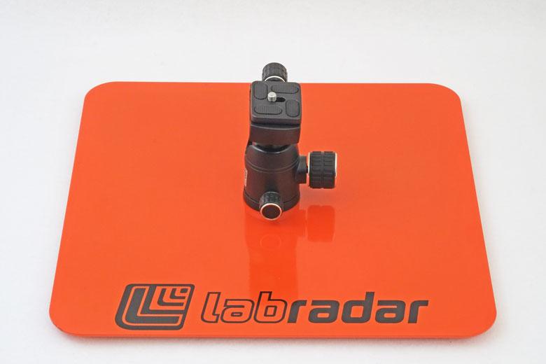 A First Look at Labradar - A Ballistic Velocity Doppler Radar System