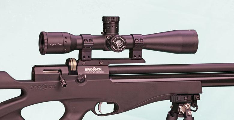 New MTC Viper Pro 10x44 Scope Introduced