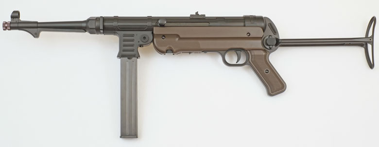 Umarex Legends MP BB Gun Test Review