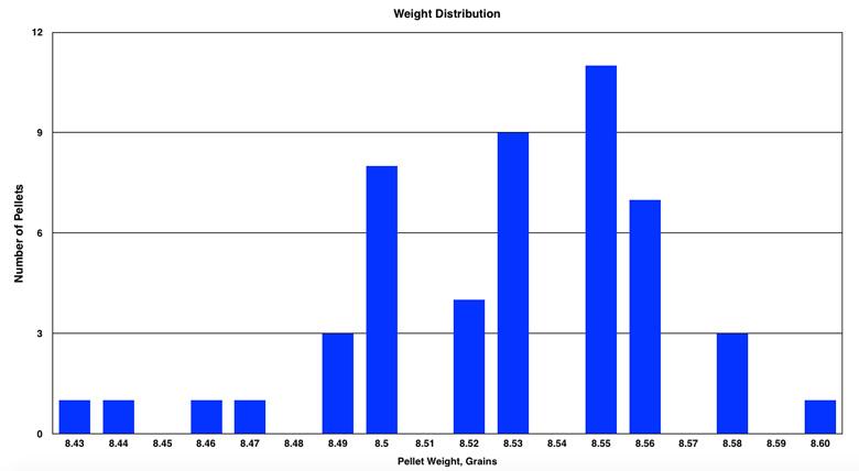 Qiang Yuan 8.18 Grain .177 Caliber Pellet Test Review