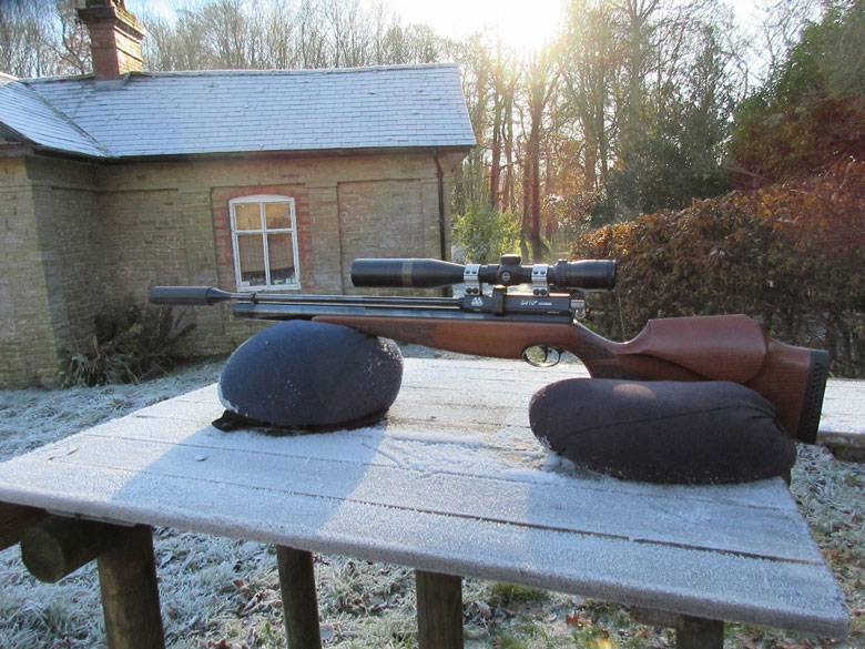 Charlie Portlock Tests Two 12 Ft/Lbs Long Range Air Rifle Rivals