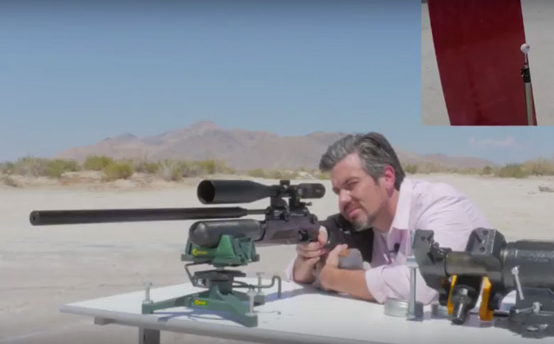 First FX Crown Air Rifle Video Review