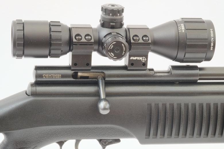 Beeman QB78S Air Rifle Test Review .177 Caliber